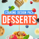 Cooking Design Pack - Desserts - VideoHive Item for Sale