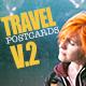 Travel Postcard v2 - VideoHive Item for Sale
