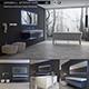 Bathroom furniture set Lunaria - 3DOcean Item for Sale