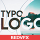 Typo Logo Intro - VideoHive Item for Sale
