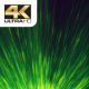 Flowing Green Streaks - VideoHive Item for Sale
