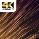 Particle Gold Strings Flow - VideoHive Item for Sale