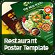 Restaurant Poster - GraphicRiver Item for Sale