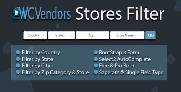 WCVendors Seller/Vendor Filter - CodeCanyon Item for Sale