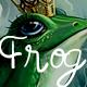 Frog Land Font - GraphicRiver Item for Sale