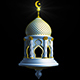Abstract Mosque Rotating - VideoHive Item for Sale