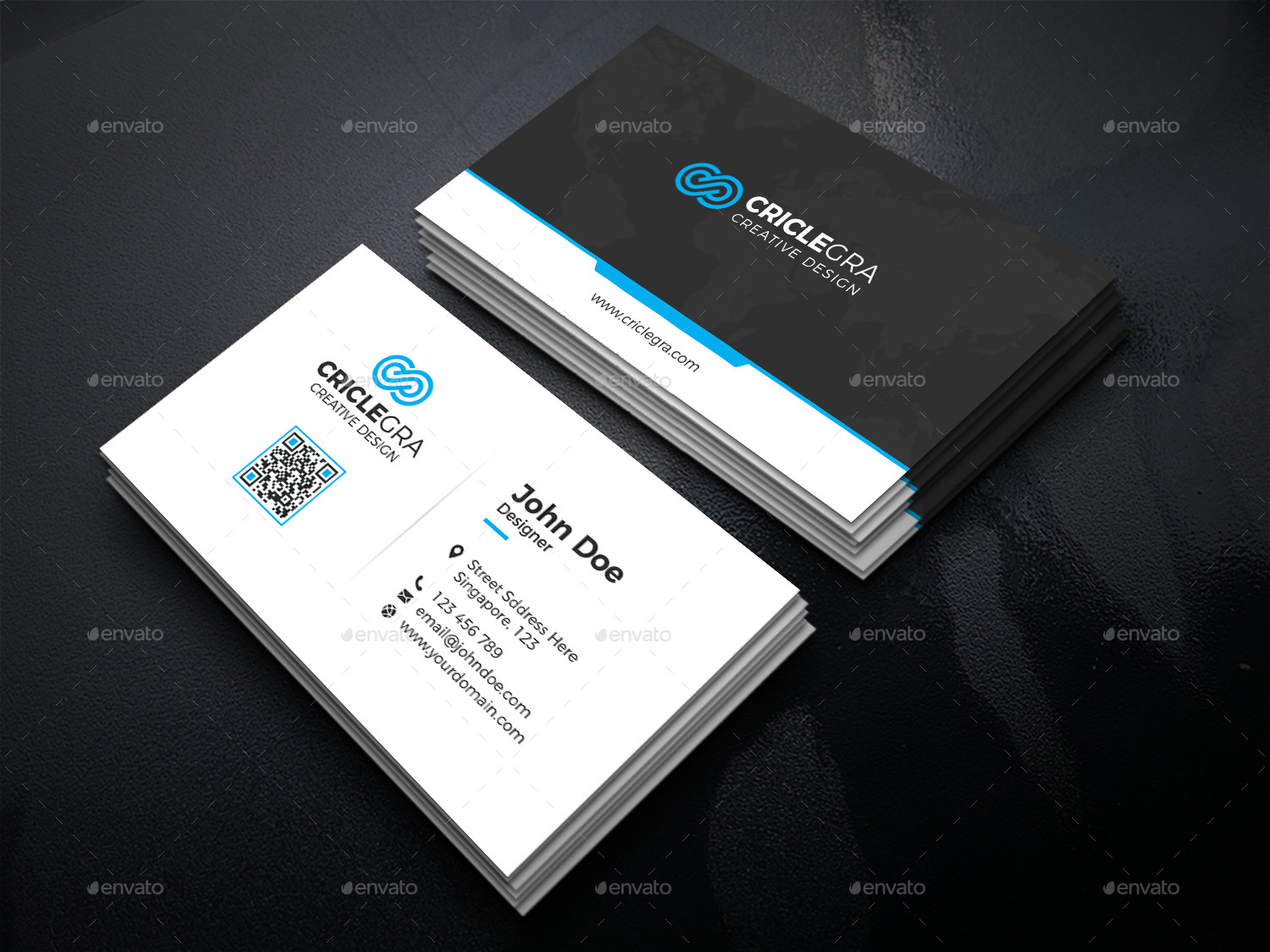 C. Business Card by generousart | GraphicRiver