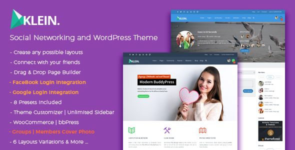 Top 30+ Best BuddyPress WordPress Themes for [sigma_current_year] 4