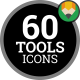 Tools Building Icons