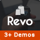 Revo - Multipurpose eCommerce VirtueMart 3 Joomla Template Nulled