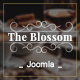 Blossom - Responsive Joomla Template For Restaurant/Food stores - ThemeForest Item for Sale