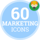 Marketing Business Icons