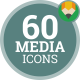 Media Technology Icons