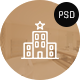 Grand - Hotel & Resturent PSD Template Nulled