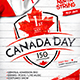 Canada Day Party Poster - GraphicRiver Item for Sale