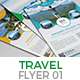 Travel Flyer 01 Nulled