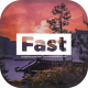 Fast Logo - VideoHive Item for Sale