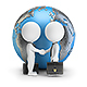 3D Small People - Global Deal - GraphicRiver Item for Sale