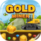 Gold Miner - HTML5 Game 20 Levels + Mobile Version! (Construct-2 CAPX)