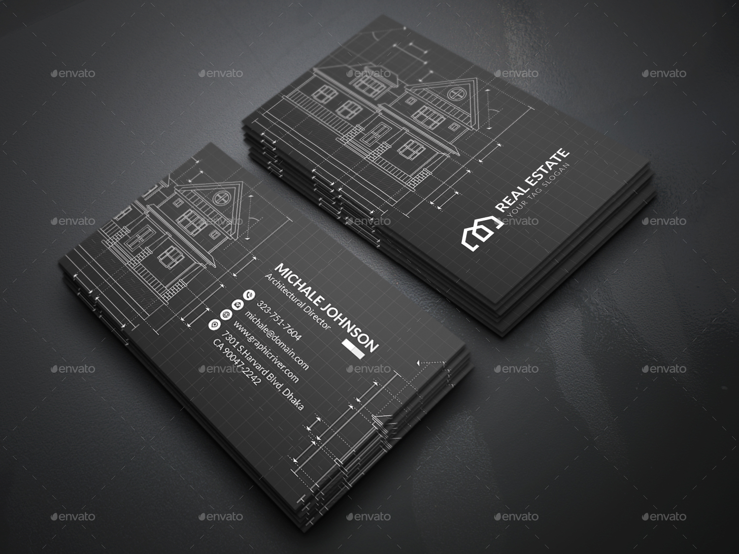 Architecture Business Card - Business Cards Print Templates   01_ScreenShot.jpg 02_ScreenShot.jpg 03_ScreenShot.jpg ...