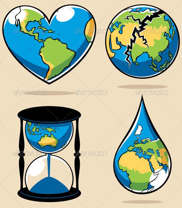 Ecology Concepts 2 - Nature Conceptual