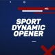 Sport Dynamic Opener - VideoHive Item for Sale