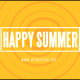 Happy Summer - VideoHive Item for Sale