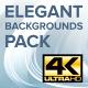 4K Elegant Backgrounds Pack - VideoHive Item for Sale