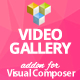 Video Gallery Pro Addon for Visual Composer - CodeCanyon Item for Sale