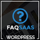 FAQ SaaS - Membership F.A.Q & Knowledgebase WP Theme - ThemeForest Item for Sale