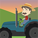 Farmer - GraphicRiver Item for Sale