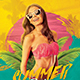 Summer Vibes Party Flyer - GraphicRiver Item for Sale