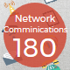 Network and Comminications Flat icon - GraphicRiver Item for Sale