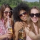 Women Taking Selfie with Beer - VideoHive Item for Sale
