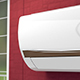 Air Conditioner Starting Up - VideoHive Item for Sale