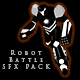 Robot Battle SFX Pack - AudioJungle Item for Sale