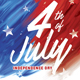 4th of July Flyer Template - GraphicRiver Item for Sale