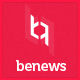 beNews - Magazine WordPress Theme - ThemeForest Item for Sale