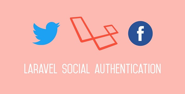 Laravel Social & Auth Login - CodeCanyon Item for Sale