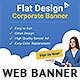 Corporate Banner Design Template 74 - Lite - GraphicRiver Item for Sale