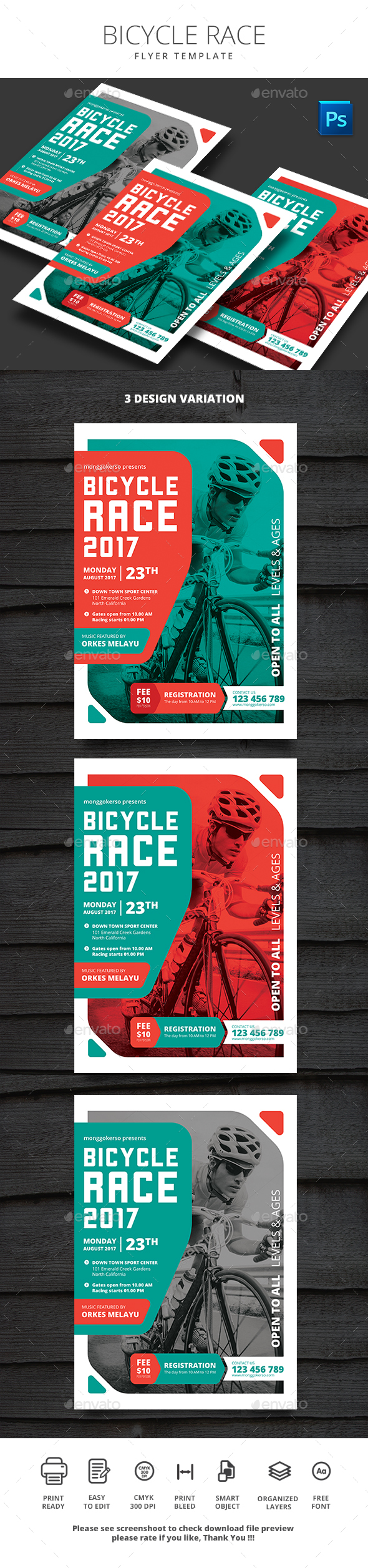 Bicycle Race - Sports Events
