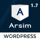 Arsim - Education WordPress Theme with WooCommerce Nulled