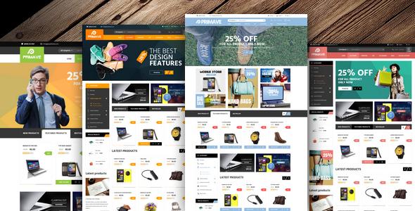 VG Primave - Multipurpose WooCommerce WordPress Theme - WooCommerce eCommerce