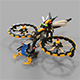 Lego copter - 3DOcean Item for Sale
