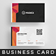 Creative - Pro Business Card v.7 - GraphicRiver Item for Sale