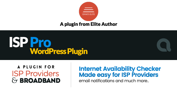ISP Pro - Broadband and Internet Service Providers WP Plugin - CodeCanyon Item for Sale