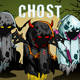 Ghosts 2D Game Character Sprite Sheet - GraphicRiver Item for Sale