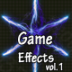 Game Effects Vol 1 - GraphicRiver Item for Sale