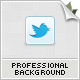 Professional Twitter Background - GraphicRiver Item for Sale