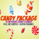 Candy Package - VideoHive Item for Sale